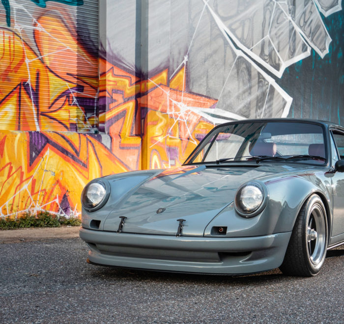 Classic 9 Porsche 911 Turbo