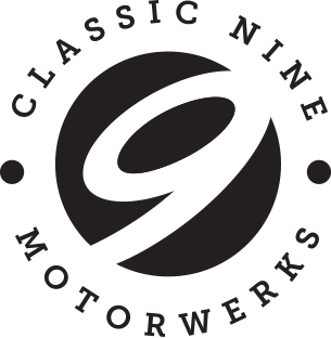 Classic 9 Motorwerks logo