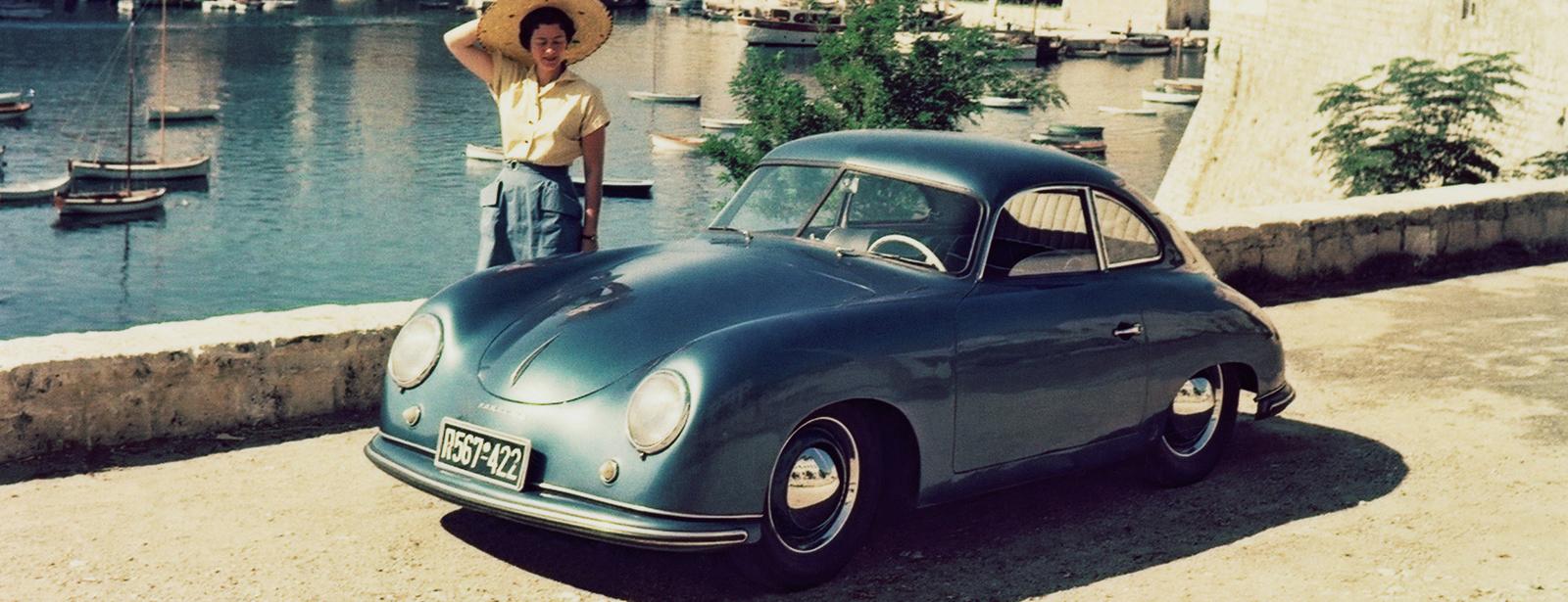 Vintage Porsche 356